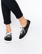 Tênis Keds Champion Canvas Black
