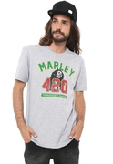 Camiseta New Era Bob Marley
